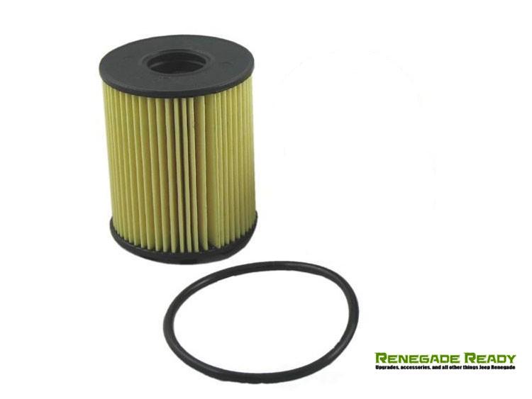 Jeep Renegade Oil Filter Cartridge - UltraFLOW - 1.4L Multi Air Turbo