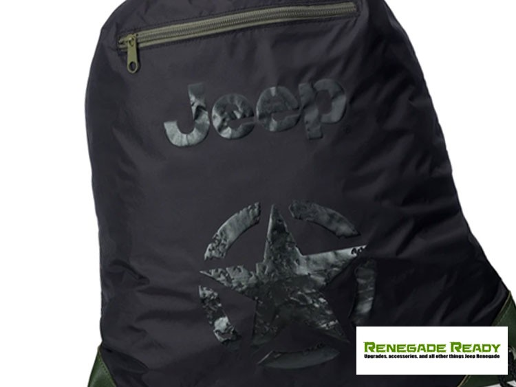 Jeep Backpack - Draw String Bag