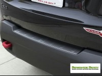 Jeep Renegade Rear Bumper Sill Cover - Stainless Steel