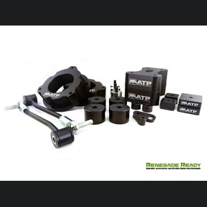 "Jeep Renegade Lift Kit - 2"" - ATP"