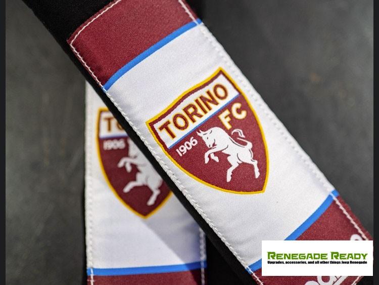 Seat Belt Shoulder Pads (2) - Sparco - Torino