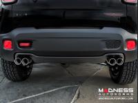 Jeep Renegade Performance Exhaust - Ragazzon - Top Line - Dual Exit / Quad Tip
