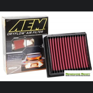Jeep Renegade Performance Air Filter - 2.4L - AEM