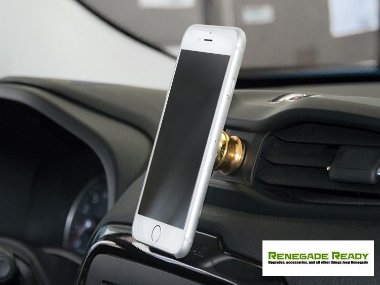 Jeep Renegade Phone Mount