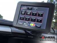 Universal Truck 8 Circuit SE System w/ Touch Screen by Addictive Desert Designs