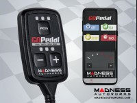 Jeep Renegade Throttle Controller - MADNESS GOPedal - 1.4L Turbo - Bluetooth