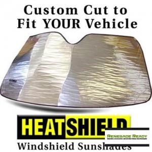 Jeep Renegade Sun Shade/ Reflector - Heatshield