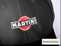 Martini Racing Hat - Black