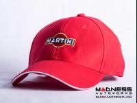 Martini Racing Hat - Red