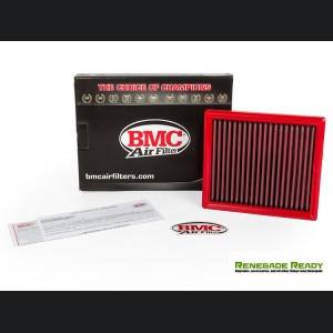 Jeep Renegade Performance Air Filter - 1.4L Turbo - BMC