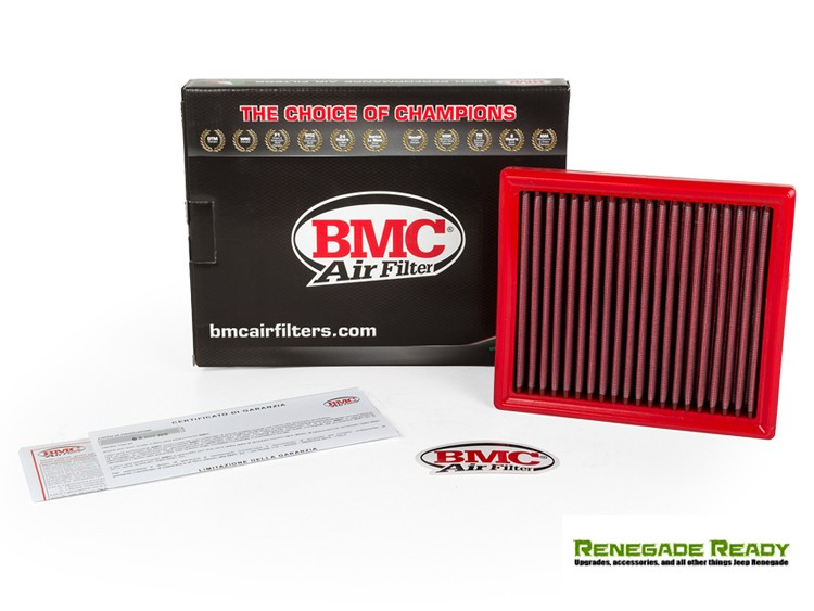 Jeep Renegade Performance Air Filter - 2.4L - BMC