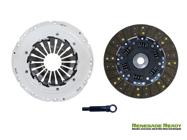 Jeep Renegade Performance Clutch Kit - Heavy Duty - Clutch Masters - 1.4L Multi Air Turbo