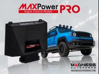 Jeep Renegade - Engine Control Module - MAXPower PRO by MADNESS - 1.4L Multi Air Engine