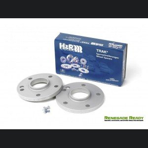 Jeep Renegade Wheel Spacers - 15mm - H&R - DR Series