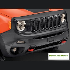 Jeep Renegade Front End Cover - Facelift Model