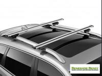 Jeep Renegade Removable Cross Bars - Mopar