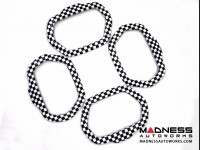 Jeep Renegade Interior Trim Kit - Checkered Pattern - Left Hand Drive