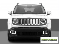 Jeep Renegade Grill Trim Kit - White