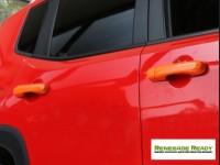 Jeep Renegade Door Handle Cover Set - Orange