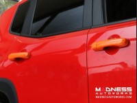 Jeep Renegade Door Handle Cover Set - Orange