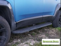 Jeep Renegade Fender Flares by MADNESS - FRP