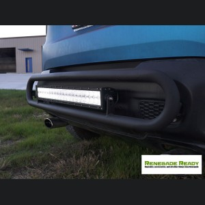 Jeep Renegade Bumper Bar - MADNESS - Rear - Pre Face Lift Models