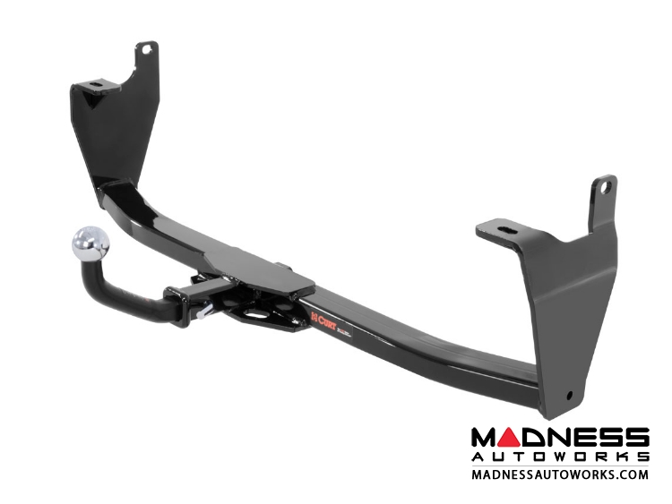 "Jeep Renegade Trailer Hitch - Class II Hitch + 1-7/8"" Euromount"