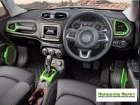 Jeep Renegade Interior Trim Kit - Green - Right Hand Drive