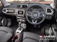 Jeep Renegade Interior Trim Kit - White - Right Hand Drive