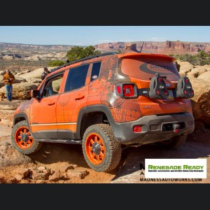 "Jeep Renegade Lift Kit - 1.5"" - Daystar"