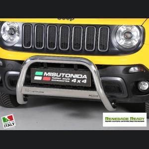 Jeep Renegade Bumper Guard - Misutonida - Front - Medium Bumper Protector - Trailhawk - Pre Facelift Models