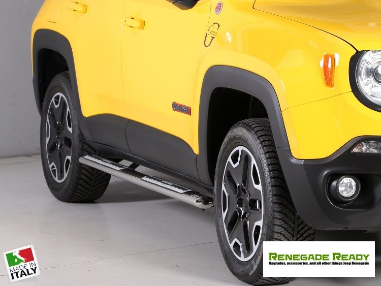 Jeep Renegade Side Steps - Misutonida - V3