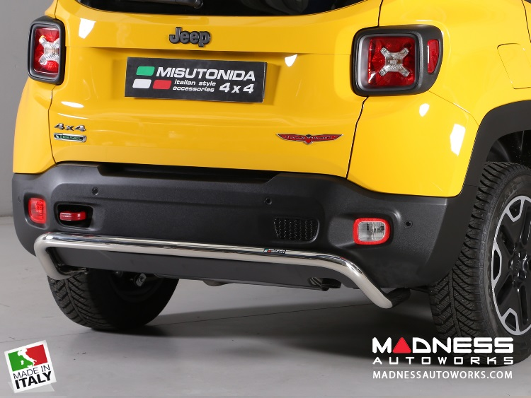 Jeep Renegade Bumper Guard - Misutonida - Rear - Pre Facelift Models