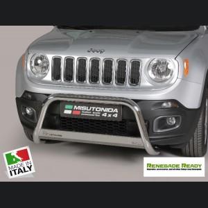 Jeep Renegade Bumper Guard - Misutonida - Front - Medium Bumper Protector - Sport/ Lattitude/ Limited - Pre Facelift Models