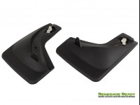 Jeep Renegade Mud Flaps - WeatherTech - Front + Rear