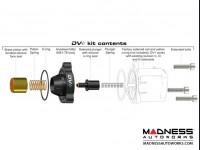 Jeep Renegade Diverter Valve - 1.4L Turbo - Go Fast Bits / GFB - DV+