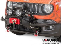 Jeep Renegade Winch Bumper Light Bar Mount - Daystar