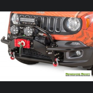 Jeep Renegade Front Winch Bumper - Daystar - Pre Facelift Models