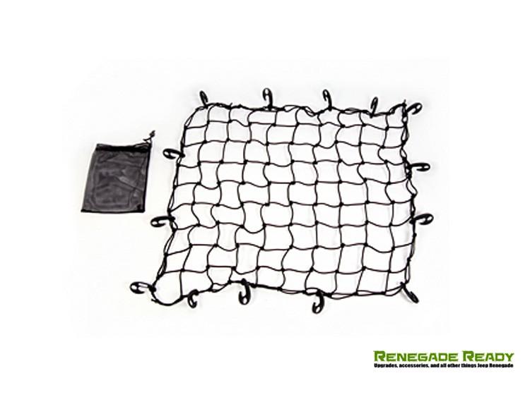 Jeep Renegade Roof Cargo Net