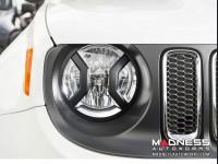Jeep Renegade Head Light Kit - Rugged Ridge - Euro Guard