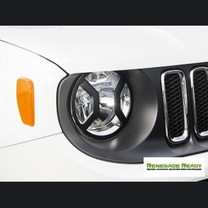 Jeep Renegade Head Light Kit - Rugged Ridge - Euro Guard