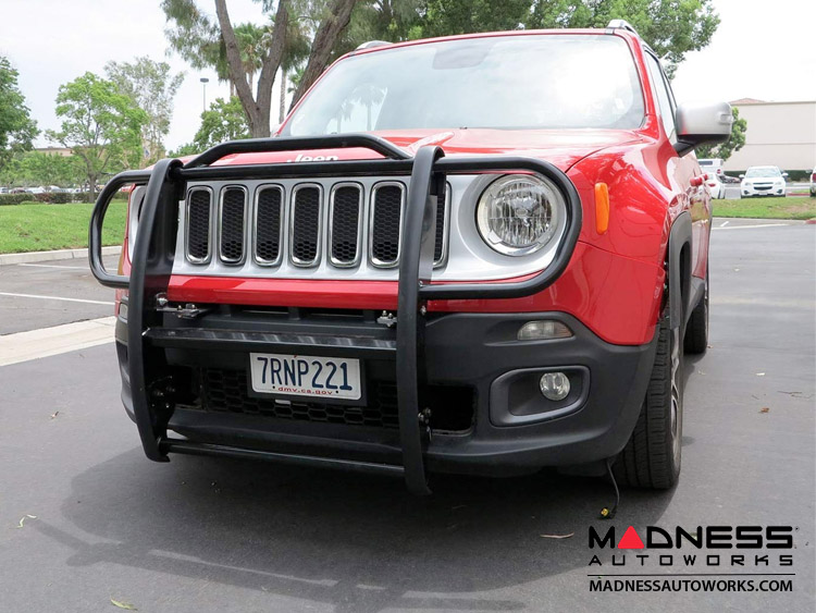 Jeep Renegade Grille Guard - Rugged Ridge - Pre Face Lift Models