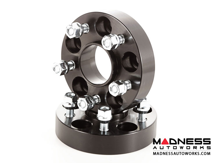 "Jeep Renegade Wheel Spacers - 1.25"" - Rugged Ridge"