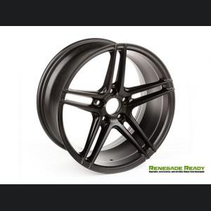 Jeep Renegade Custom Wheels by Rugged Ridge - Black - 17x8 - Aluminum - TREK 5
