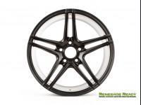 Jeep Renegade Custom Wheels - Rugged Ridge - Black - 17x8 - Aluminum - TREK 5