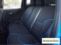 Jeep Renegade Seat Covers - Rear Seats - Custom Neoprene Design