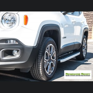 Jeep Renegade Side Steps - Premier Design