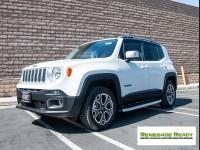 Jeep Renegade Side Steps - Premier Design