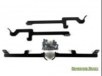 Jeep Renegade Side Steps - Misutonida - V1