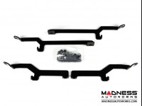 Jeep Renegade Side Steps - Misutonida - V2